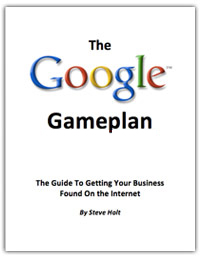 Post image for The Google Gameplan: Getting Found On the Internet